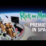 Global Rick and Morty Day: Premiere in Space   adult swim